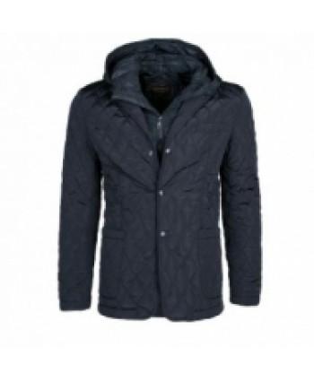 Куртка Glo-story  стеганая blue